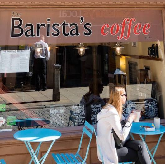 The Barista's Coffee Co.