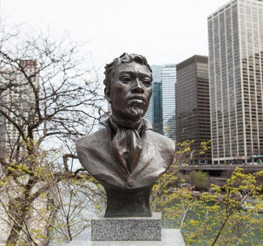 JEAN-BAPTISTE POINT DU SABLE