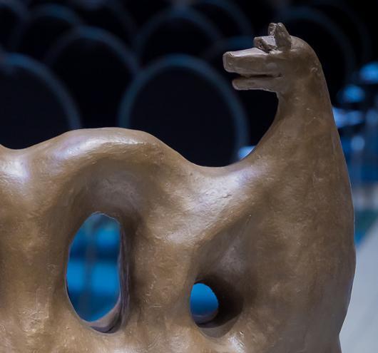 statue peter pan londres